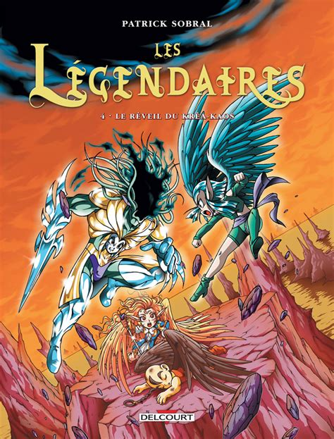 Kaos The Legend Of Teluh Jang by Le R 233 Veil Du Kr 233 A Kaos Les L 233 Gendaires