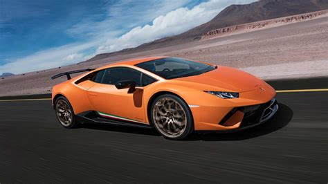 lamborghini huracan performante 2018 2018 lamborghini huracan performante and car