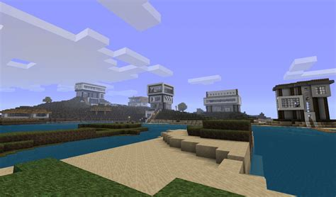 modern home design minecraft modern house designs minecraft project
