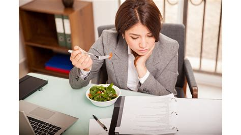 At The Office by Lunch And Snack Tips For Including