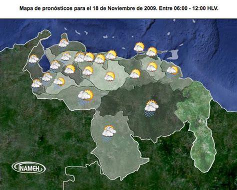 imagenes satelitales del clima en venezuela inameh pronostic 243 que en marzo habr 225 pocas probabilidades