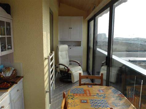 veranda bureau location appartement avec vue sur a soulac sur mer