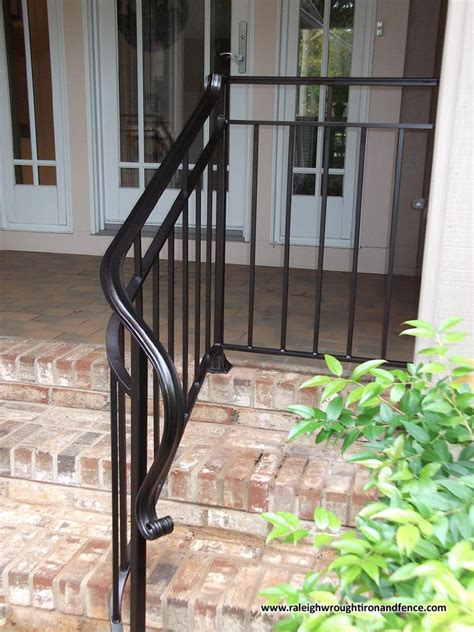 Rod Iron Banister Chapel Hill Custom Wrought Iron Interior Railings