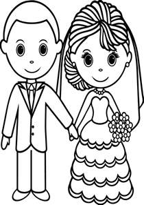 wedding cake coloring pages printable coloringstar sketch