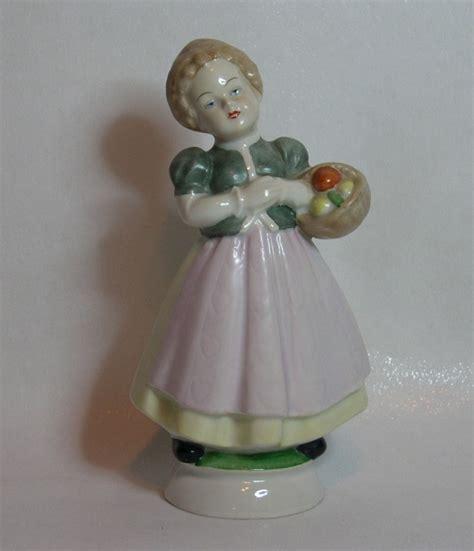 antique gerold porzellan bavaria porcelain figurine for