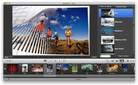 themes diaporama photo mac mac4ever com consulter le sujet pulpmotion et