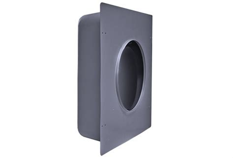 Box Speaker 6 bb6 back box 6 5 quot ceiling speaker retardant
