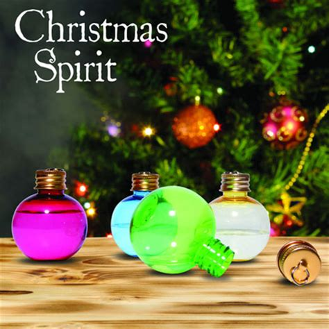 gadget de christmas uk bauble flasks spirit baubles