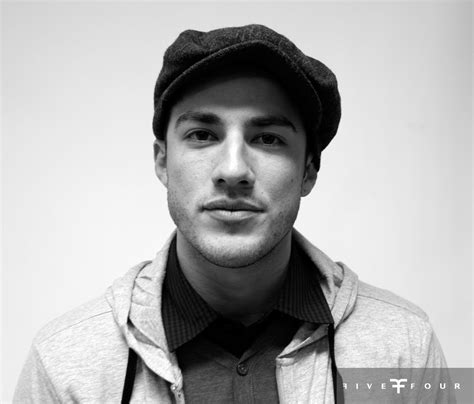 michael trevino bench michael trevino has the look of the week at five four
