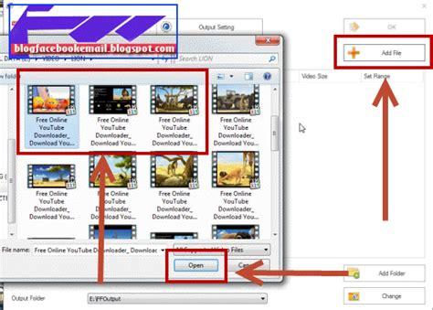 format factory filehorse cara membuat video di dvd player mobil dengan mudah