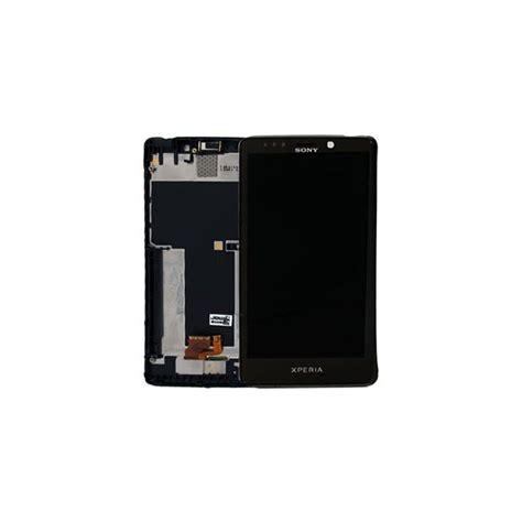 Lcd Touchscreen Sony Xperia T Lt30 Ori repuesto pantalla lcd tactil con marco original sony
