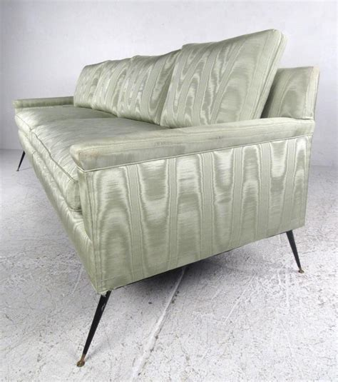 italian style sofa large mid century modern italian style sofa for sale at