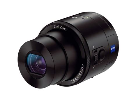new lens new sony qx series lens style cameras redefine the