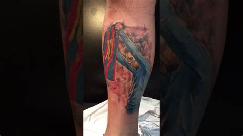 messi watch tattoo messi tattoo youtube