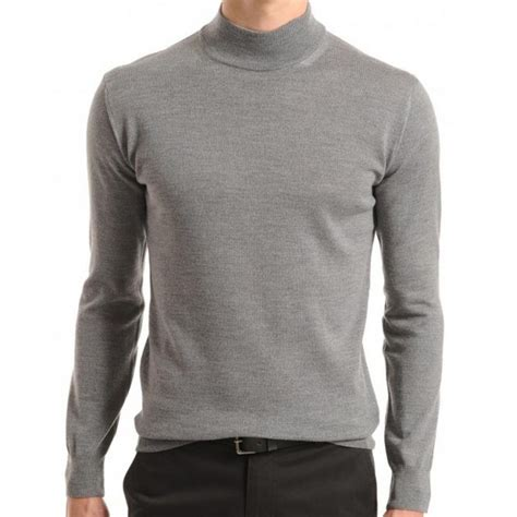 Pull Col Cheminee Pour Homme by Pull Homme Merinos Col Cheminee 100 Merinos