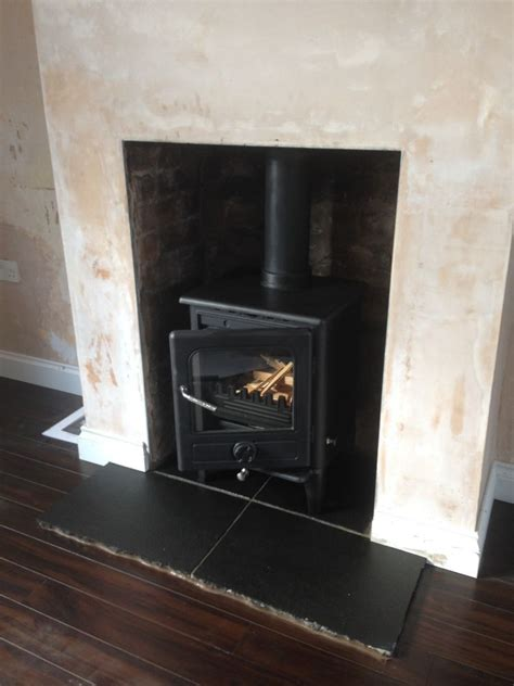 Fireplace & Stove Installations GFI: 100% Feedback