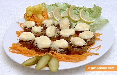funghi bambini alimentazione funghi ripieni alimentazione dietetica gastronomia