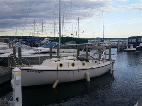 boats for sale terre haute indiana compac 23 1979 terre haute indiana sailboat for sale