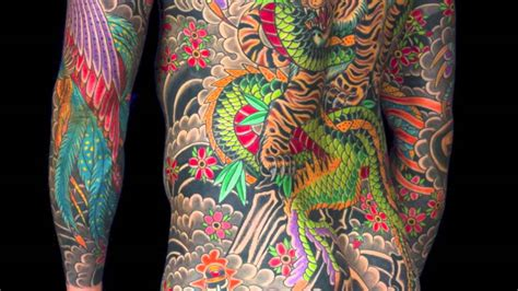 why do yakuza tattoo their whole body full body suit tattoo by aaron coleman youtube