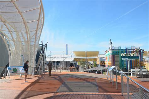 designboom expo 2015 germany pavilion at expo milan 2015
