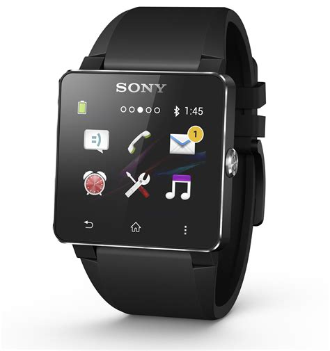 Sony Smartwatch 2 sony smartwatch 2 review rating pcmag