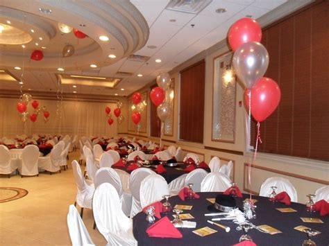 RED CARPET NEW YEAR'S EVE PARTY   PARTY DECORATIONS BY TERESA