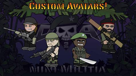 mod game mini militia doodle army 2 mini militia v3 0 47 android apk hack mod