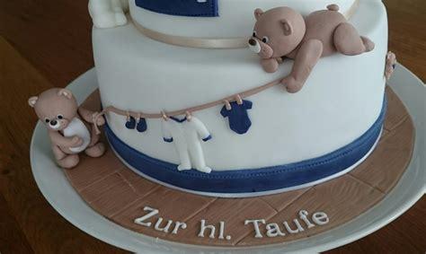 Torte Taufe by Torte Taufe Junge B 228 Ren Jpg Motivtorten Ingrid Miller
