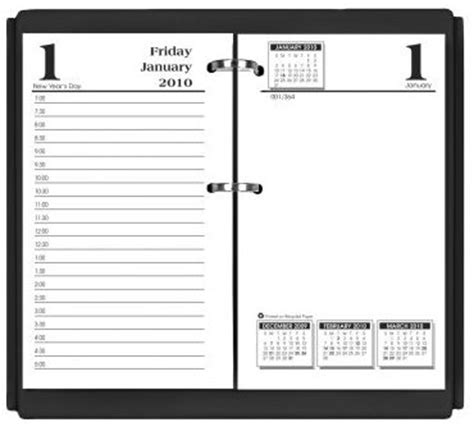 student daily planner printable calendar template 2016