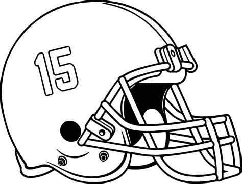 football helmet coloring pages bama alabama helmet fifteen number coloring page