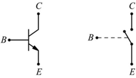 transistor bjt come interruttore transistor bjt usato come interruttore 28 images un transistor bjt si comporta da