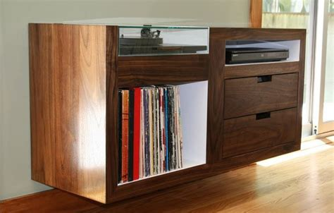 record player cabinet custom floating record player cabinet gorgeous for the