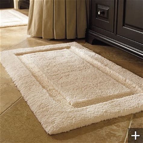Frontgate Bath Rugs Frontgate Nonskid Resort Bath Rug 39 95 Bathrooms