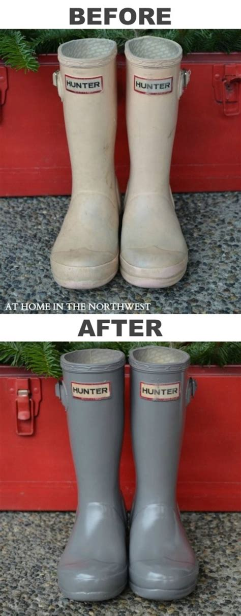 spray paint rubber boots here are 15 brilliant ways to use spray paint tiphero