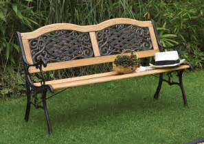 Patio Bench Garden Benches Designs Nicez