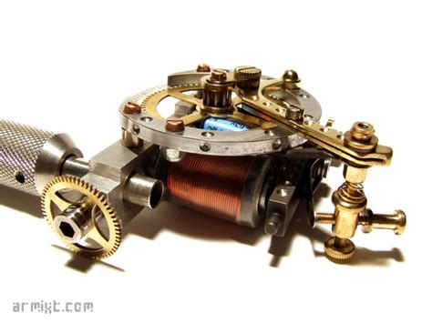 tattoo machine hertz tattoo machine quot engrenage quot 011 armixt