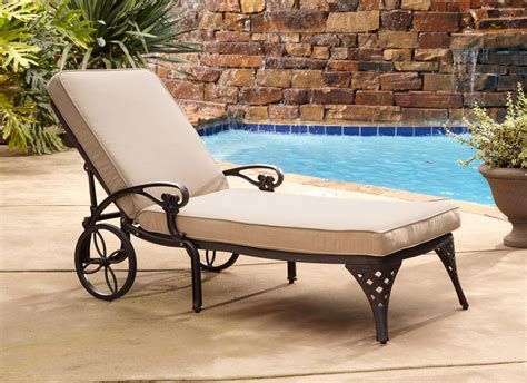 Outdoor Lounge Chairs With Cushions ? Bistrodre Porch and