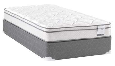 Queen Size Pillow Top Bed | bali pillow top 15 quot queen size mattress 350027q coaster