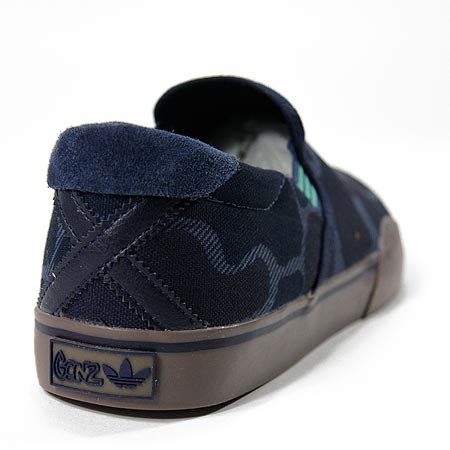 Slip On Starbuana Model Black Spot White adidas gonz slip on shoes vista blue collegiate navy mint in stock at spot skate shop