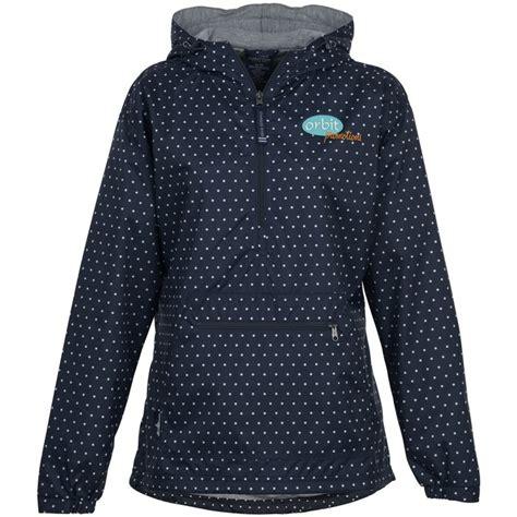 one click pattern unlock zip 4imprint com chatham anorak 1 4 zip pullover ladies