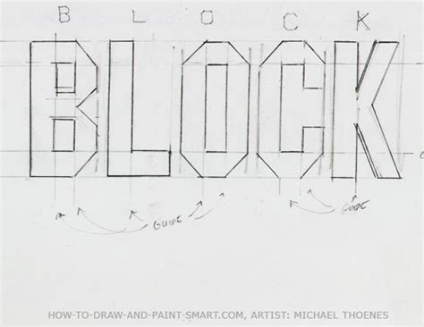 how to draw block letters draw 3d block letters 1297