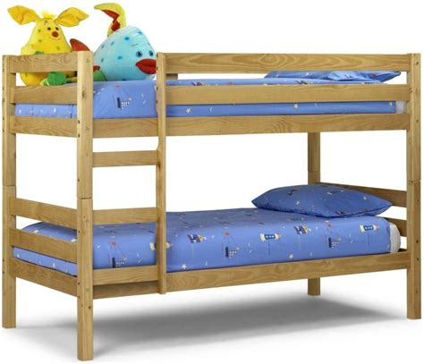 buy bunk beds buy julian bowen wyoming pine bunk bed online cfs uk
