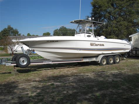 scarab boat hull for sale 2002 32 scarab sport 38 900 the hull truth boating