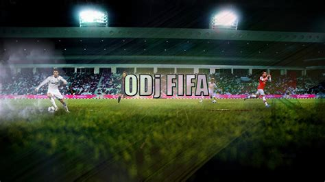 youtube channel background  odj fifa