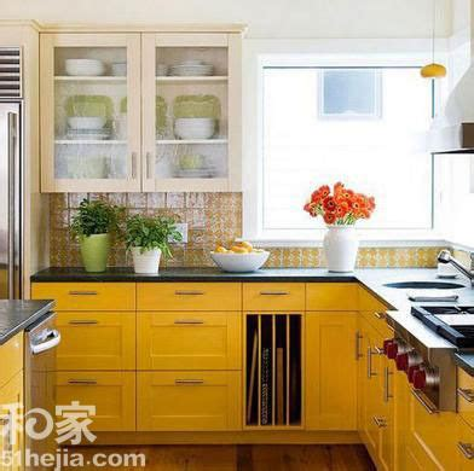 诱惑味觉 7个厨房色彩搭配方案 全文 网易家居频道