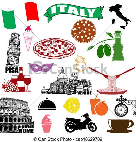 free italiano italian culture clipart