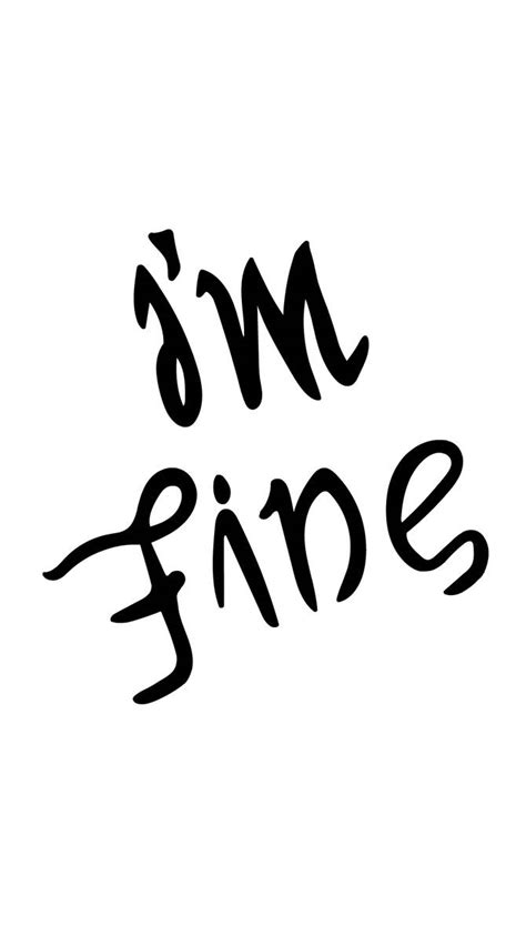 Im Fine/ Save Me Wallpaper by ViirusOner on DeviantArt