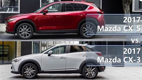 mazda cx3 vs cx5 mazda cx 5 vs cx 3 is cx 5 worth 35 percent more than cx 3