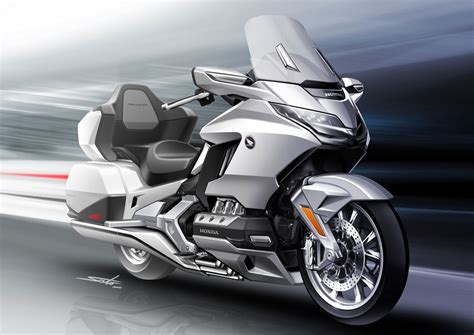 gold motorcycle 2018 honda gold wing tour review totalmotorcycle