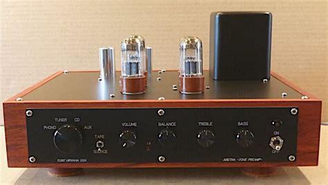 Pre Tone Stereo tone prelifier with phono pre ebay